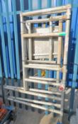 Scaffolding Assembly - Mobile with Platform