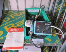 Weller WTCP 51 Soldering Set 240v