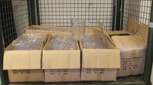 Plastic jugs - 12 per box - 5 boxes