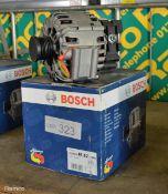 Bosch alternator - 48 82 - 14V 180A