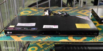 LG DVX492H DVD / CD Player 240v