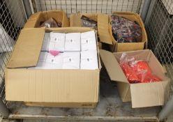 Paper cocktail umbrellas - 144 per carton - 100 cartons, TSI the perfect pour control meas