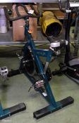 Instyle Fitness AeroBike V850 W 590mm x D 1100mm x H 110mm