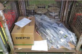 Vehicle parts - Gear control cables. Depo headlamp assembly - see picture for itinerary fo