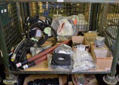 Mechanical Spares, Valves, Hoses, Seals, Gaskets, Brackets