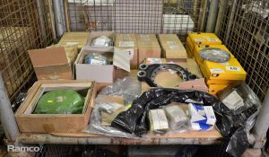 Mechanical Spares, Electric Motor, Filter Element, Seals
