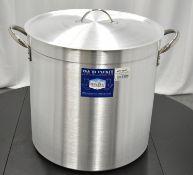 Pardini large cooking stock pots - H45cm x W45cm