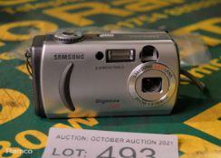 Samsung Digimax 240 Digital Camera