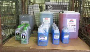 Carplan trade valet wheel cleaner, Mobil screenwash, Carplan trade valet hi-foam wash, Mob