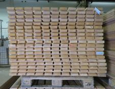 Timber Shelves For Racking L 1200 x W 1200mm - 19 sheets