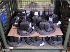 17x Blakley EDPU Domestic Distribution Boxes