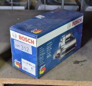 Bosch starter motor - 21 05 - 12V 0.85kW