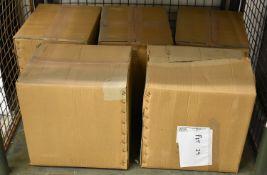 Dual angle bowls 20cm - 12 per box - 5 boxes