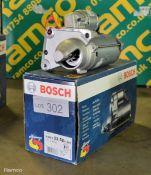 Bosch starter motor - 23 58 - 12V 2.20kW