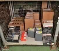 Vehicle parts - timing belt kits, air filters, brake calipers, wheel bearing kits, rear la