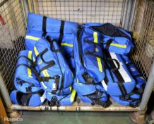 18x Medical rescue bags