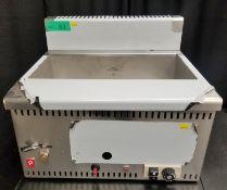 Parry Alpha LPG Gas Fryer - Model AGFP - Serial No.000011197 - L520 x W460 x H440mm - PLEA