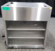 Pukka Pie Cabinet - Model PPC - L660 x W460 x H720mm