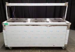 Parry Flexi- Serve Hot Cupboard - Model FS-HT5G - L1830 x W700 x H1420 - PLEASE SEE PICTUR