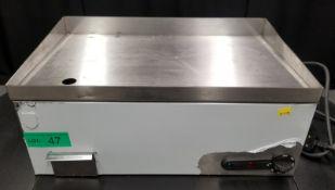Parry Double Griddle - Model CGR2 - Serial No. 120060345 - L560 x W350 x H250mm