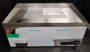 Parry Double Griddle - Model CGR2 - Serial No.120060367 - L560 x W350 x H250mm