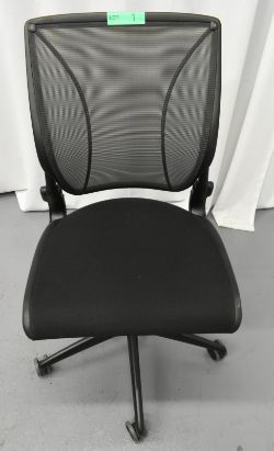 Online Auction of Humanscale Office Chairs