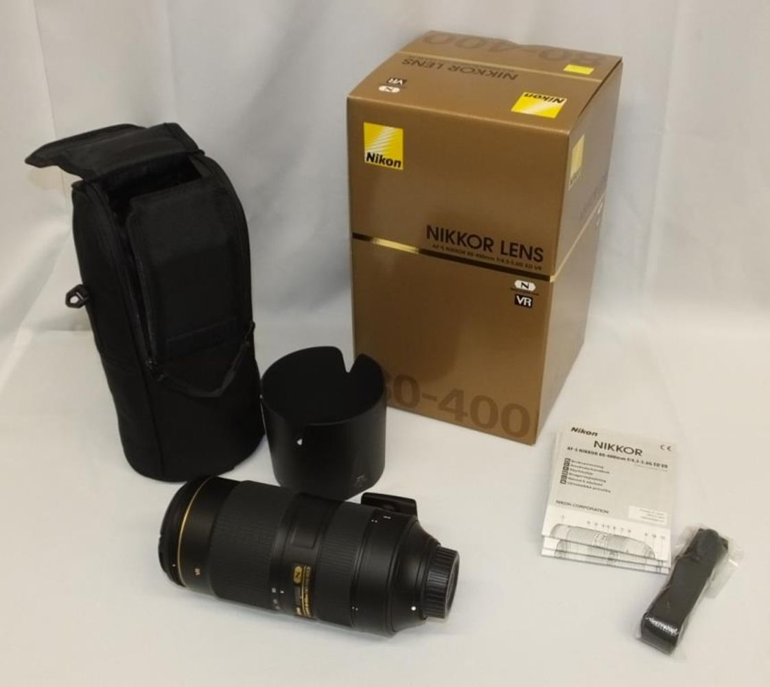 Photography Equipment Auction - brands to include Nikon, Canon, Panasonic, Fujifilm - DELIVERY ONLY