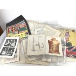 A collection of early 20thc and 19thc pamphlets and magazines including The Toronto Star Weekly,