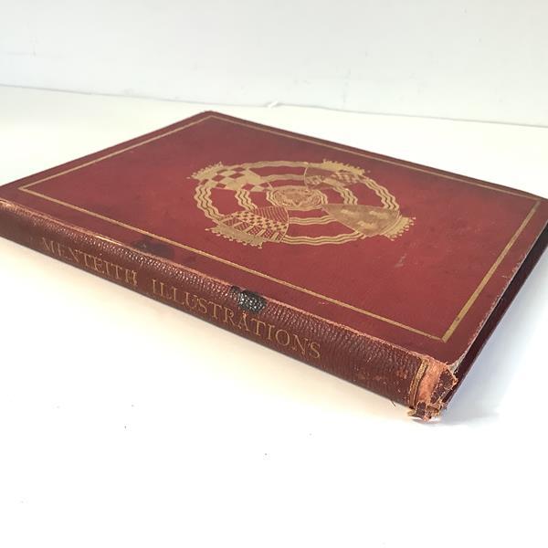 "Sir William Fraser, ""Illustrations of the Red Book of Menteith"", pub. Edinburgh 1881, volume 1 (of"