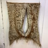 """Ellen Lenvik (Norwegian, b. 1946), """"Growth"""", c. 1970, a """"tapestry"""" in wools, with hand-worked"""
