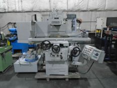 Okamoto 820A Automatic Surface Grinder With DRO