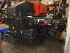 Amada Coma 567 CNC 50 Ton Turret Punch Press