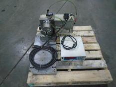 """Haas CNC HRT-160 Rotary Table With Haas Servo Control And 6"""" Air Chuck"""