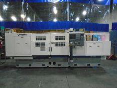 "16"" x 60"" Okuma CNC OD Grinder GP47F With In Process Gaging System"