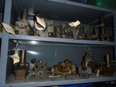 Tooling, Boring Heads, Brouches