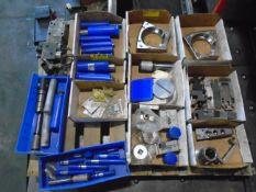 Amada Coma 657 Turret Punch Parts & Tooling