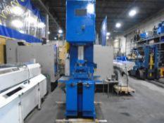 Denison 50 Ton Hydraulic Press SN: 9818.45Stock 12338