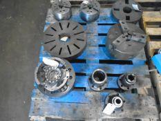 CNC Lathe Hydraulic Chucks