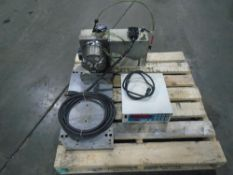 "Haas CNC HRT-160 Rotary Table With Haas Servo Control And 6"" Air ChuckMicrocenric 6"" Air ChuckHaas"