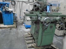 Cincinnati Tool & Cutter Grinder With Motorized Head #50 TaperStock 12531