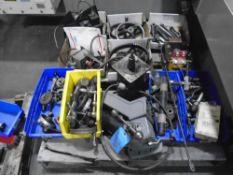 Bridgeport Parts