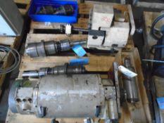CNC Spindles, Mazak, QT15, Citizen 16mm, Grisetti Grinder, Mori CL, Enshu, Cincinnati