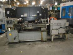 """Sheldon 16"""" x 48"""" Engine Lathe With Hydraulic TracerEquipped With:Hydraulic Tracer 10"""" 3 Jaw"""