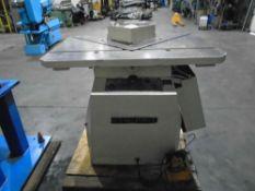 """Strippet Hydraulic Nutcher Catalog #102661-000 x 9 ½"""" BladesSN: 02433179230V 3PH9 ½"""" x 9 ½"""""""