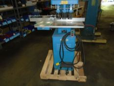 Challenge EH3A Paper Drill Three Spindle