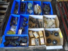 Makino CNC A55 HMC Spare Parts, New