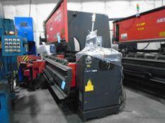 Amada Astro FBD 1253 MH CNC Press Brake Bending Cell 125 Tons x 10' Year: 1997SN: 12530343Max.