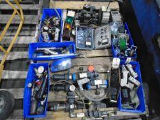 Miscellaneous Machine Maintenance Parts