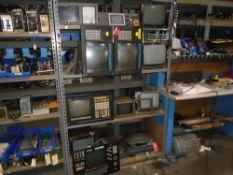 CNC Monitors 13 Quantity Stock 55