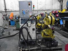 Fanuc Robot R-2000 iA-165F With RJ3iB Controller & PendentAxes: 6Payload: 165.00kgH-Reach: 2650.